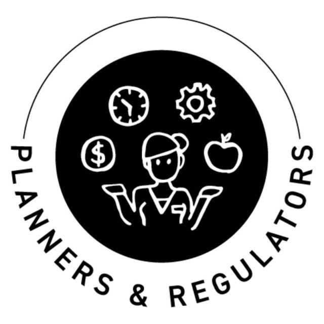 Planners & Regulators