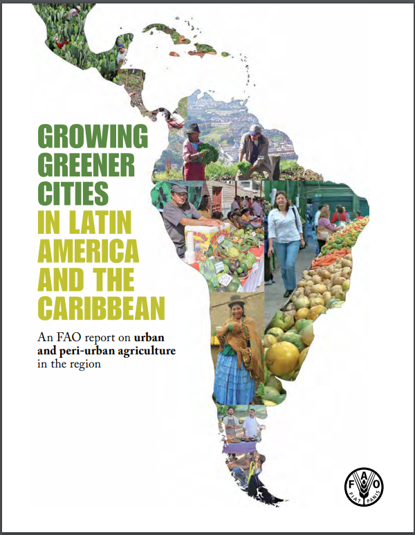 'Growing greener cities in Latin America and the Caribbean'